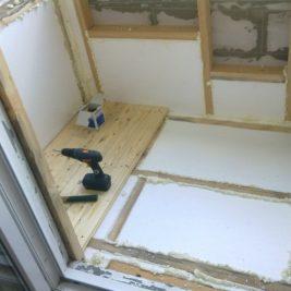 Ремонт балкона в хрущевке - про ремонт.