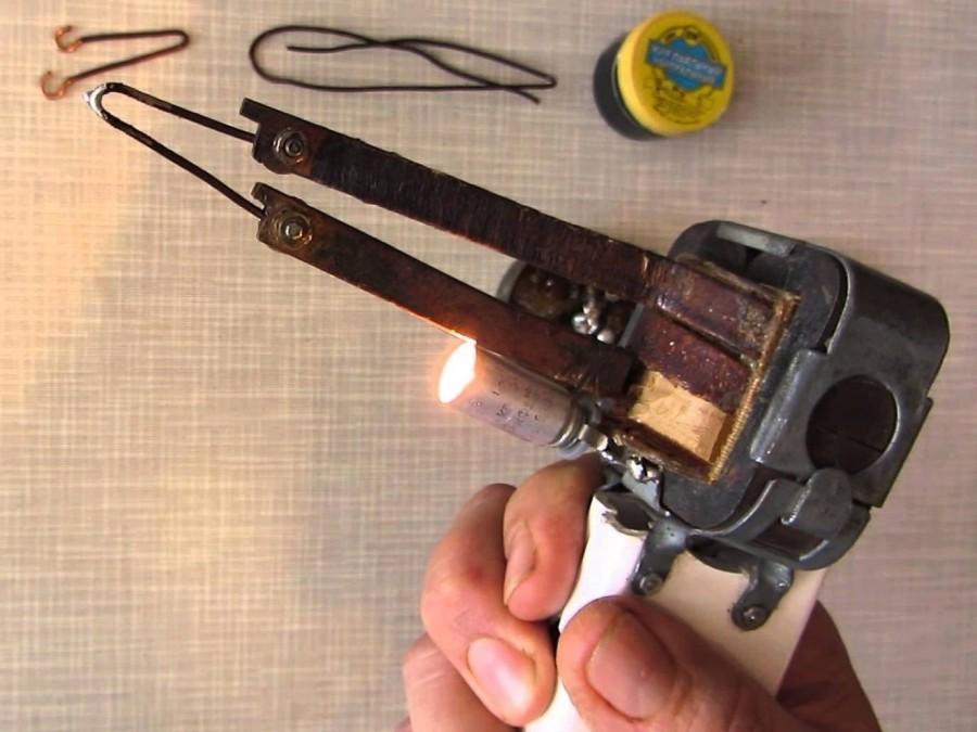 Как своими руками сделать электропаяльник 26