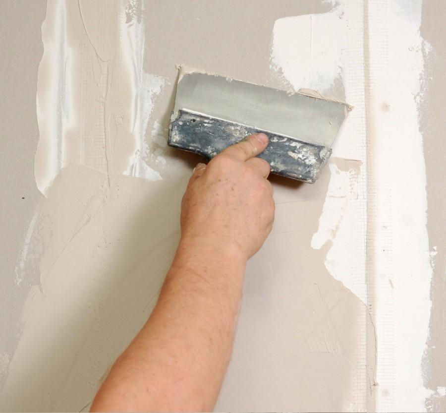 Как шпаклевать стены своими руками по гипсокартону своими руками 38