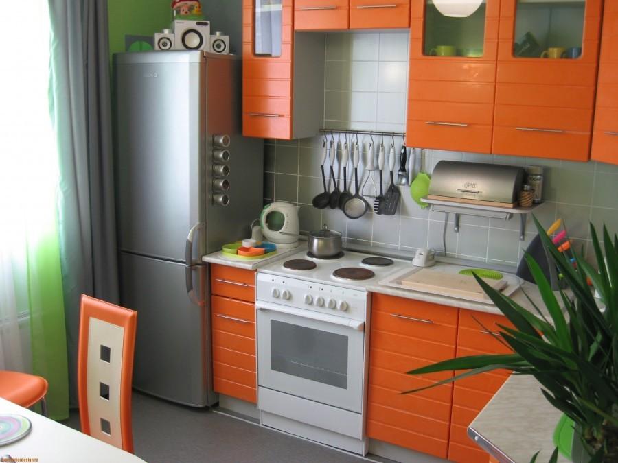 Дизайн кухню 55 м в хрущевке