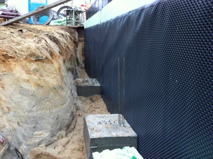 погреб гидроизоляция вода