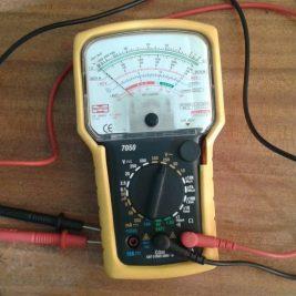Как правильно измерять мультиметром